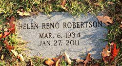 Helen <I>Reno</I> Robertson