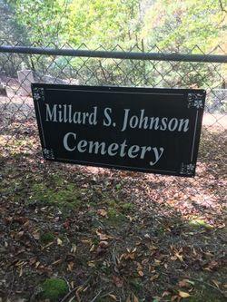 Millard S. Johnson Cemetery