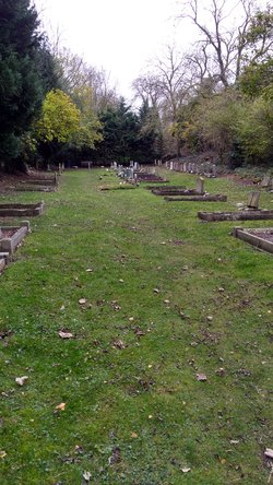 Old Great North Road Burial Ground