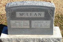 Mabel G McLean