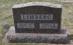 Viola Helene <I>Hillman</I> Limberg