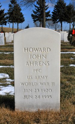 Howard John Ahrens