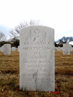 Kenneth E Holtsclaw