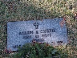 Allen A Curtis