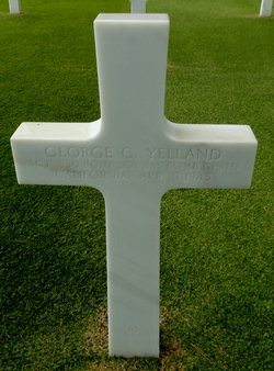 Sgt George Charles Yelland