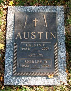 Shirley Dorothy <I>Rein</I> Austin