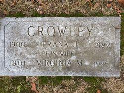 Virginia Palmer <I>Merriam</I> Crowley