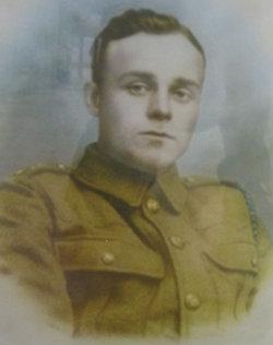 Lance Corporal Thomas McIlroy