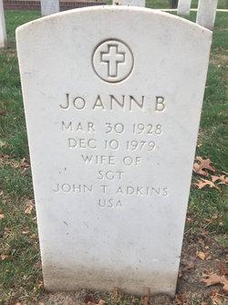 Joann B Adkins