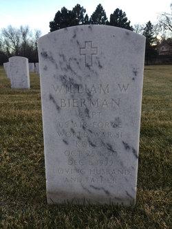William W Bierman