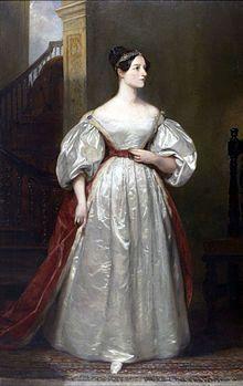 Augusta Ada <I>Byron</I> King