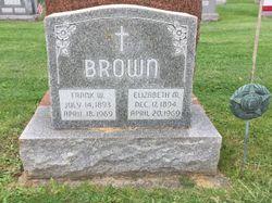 Frank William Brown