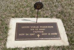 Leon Pederson