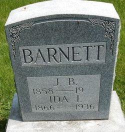 Job William Barnett