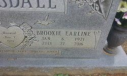 Brooxie Earline <I>Penney</I> Barksdale