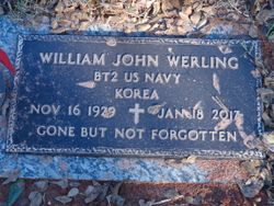 "William John ""Bill"" Werling"