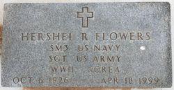 Hershel R Flowers