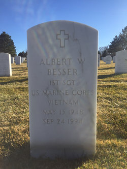 Albert W Besser