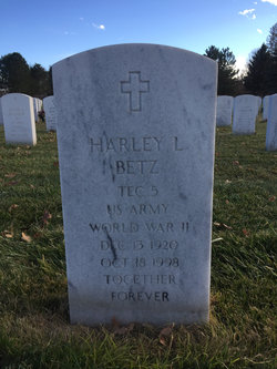 Harley L Betz