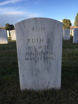 Ruth J <I>Blanchard</I> Beyer