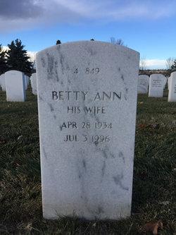 Betty Ann Bibee