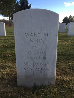 Mary M Bird
