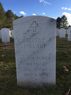 Gregory A Birlauf