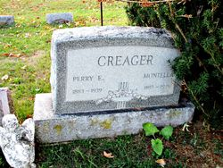 Perry Edward Creager