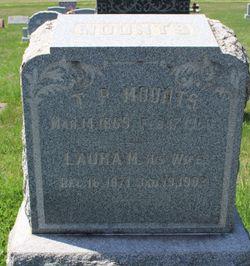 """Laura Margaret """"May"""" <I>Howard</I> Mounts"""