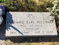 Leonard Earl Pulsipher