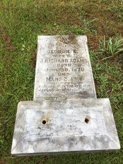 Georgie E. Adams