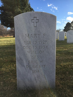 Mary F Degraff