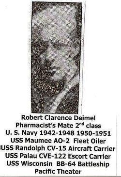 Robert Clarence Deimel