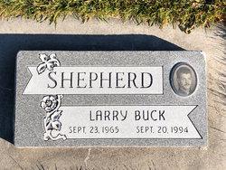Larry Buck Shepherd