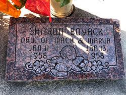 Sharon Boyack