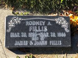 Rodney A Fillis