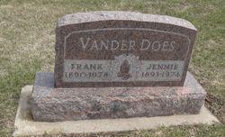 Jennie M. <I>DeWilde</I> VanderDoes