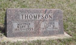 Alexander M. Thompson