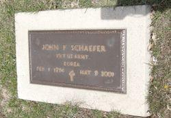John Frederick Schaefer