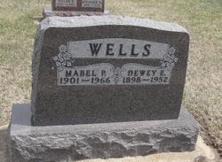 Mabel Pearl Wells