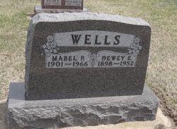 Dewey E. Wells