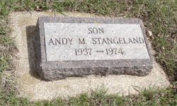 Andy Martin Stangeland
