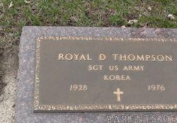 Royal Dean Thompson