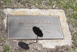 Carl George Wiese