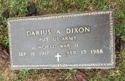Darius A. Dixon
