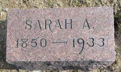 Sarah Annetta <I>Warren</I> Alexander