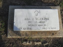 Bill B Watkins