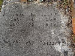 Julia E. Lloyd