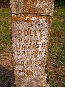 Polly <I>Baker</I> Batson