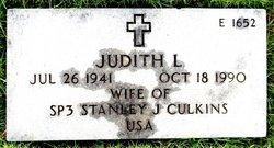 Judith L Culkins